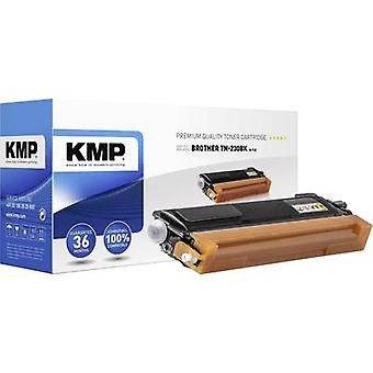 KMP Toner cartridge replaced Brother TN-230BK, TN230BK Compatible Black 2200 pages B-T32
