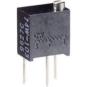Vishay 74W 100R Multi-range Trimm-potentiometer