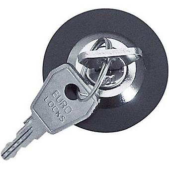EMZ 102047 Socket lock Keyed-different Grey