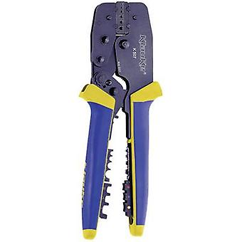Klauke K507 Crimping pliers Insulated cable connections, lugs and connectors, insulated and non-insulated cable end sleeves0,5 - 10 mm²