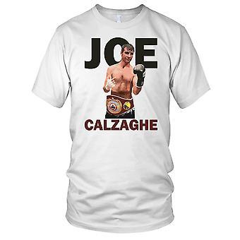Joe Calzaghe Boxing Legend Mens T-Shirt