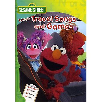 Sesame Street - Elmo's Travel Songs & Games [DVD] USA import