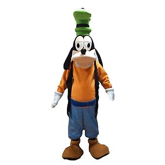 SPOTSOUND of Dingo, famous friend of Mickey Mouse mascot