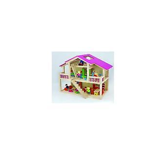 Maison de poupée Pintoy étoiles Loft Dolls House