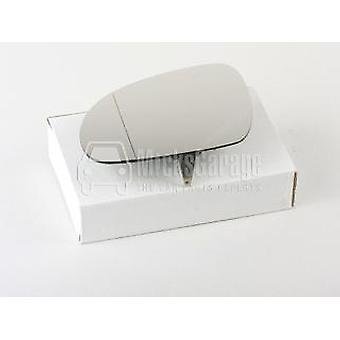 Left Mirror Glass (heated) & Holder for Volkswagen PASSAT 2005-2010