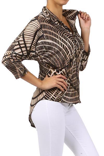Waooh - Fashion - Fit Shirt