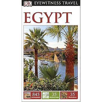 DK Eyewitness Travel Guide - Egypt by DK Publishing - 9780241198438 Bo