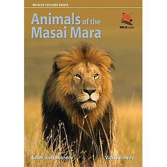 Tiere in der Masai Mara durch Adam Scott Kennedy - Vicki Kennedy - 978
