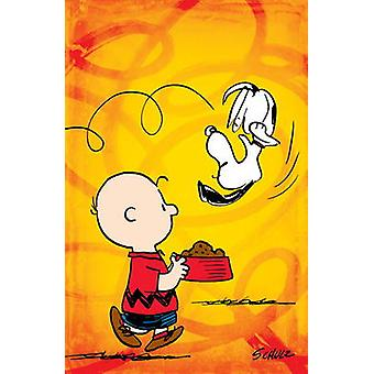 Peanuts - Volume 4 by Charles M. Schulz - Shane Houghton - 97816088642