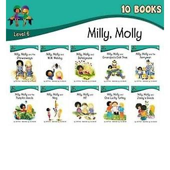 Milly and Mollys Monday - Level 1 (UK Edition) by Gill Pittar - Cris M