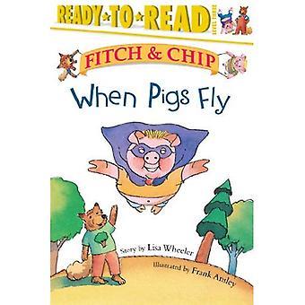 När grisar flyger (Fitch & Chip)