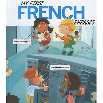 Meine erste französische Sätze