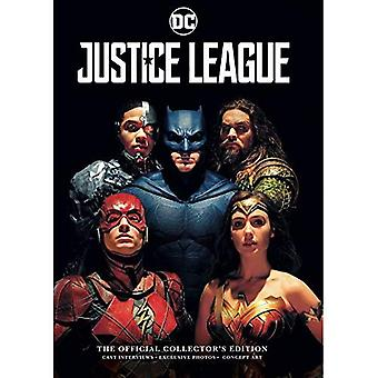 Justice League: Officiella Collector's Edition
