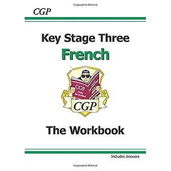 KS3 Ranskan: työkirjan Pt. 1 & 2 (työkirjojen)