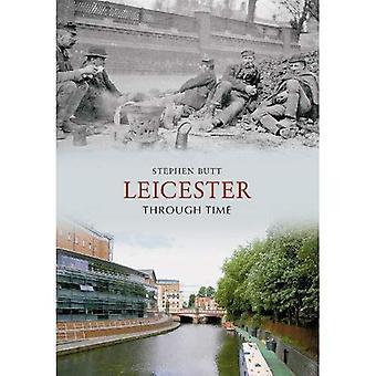 Leicester durch die Zeit