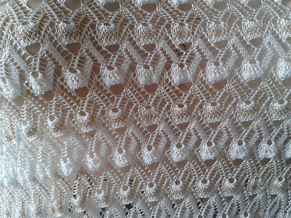Waooh - Dress openwork range Bark