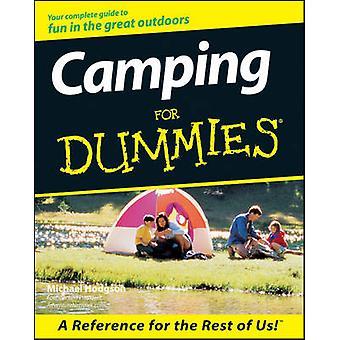 Camping pour les nuls par Hodgson