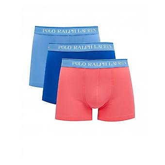 Polo Ralph Lauren 3 Pack Of Boxer Shorts