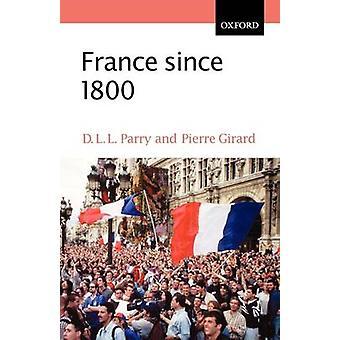 Frankrijk sinds 1800 kwadratuur van de zeshoek door Parry & D. L. L.
