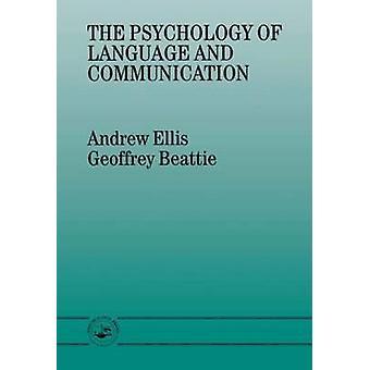 Psykologin av språk och kommunikation av Ellis & Andrew W.