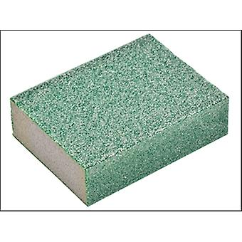 Oakey Liberty Green Sanding Block Medium/Coarse (1)