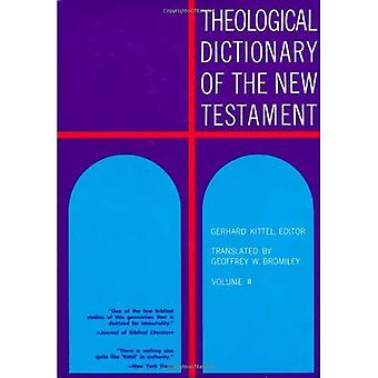 Theological Dictionary of the New Testament : c. 2