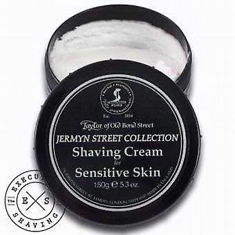 Taylor of Old Bond Street Jermyn St. Sensitive Shaving Cream (150g)