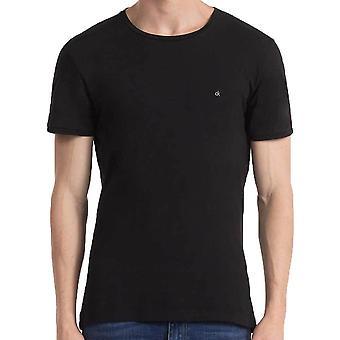 Calvin Klein Jeans Bron Basic T skjorte CK