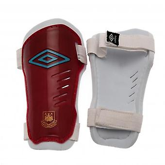 West Ham United Umbro Shinpads XS