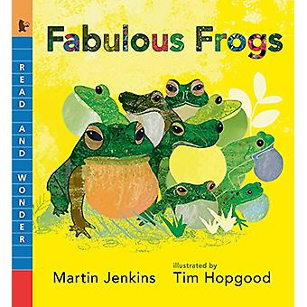 Fabulous Frogs by Solicitor Martin Jenkins - 9780763699703 Book