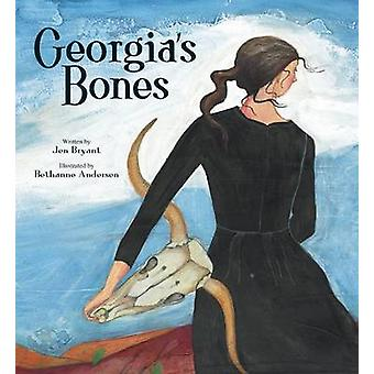 Georgia's Bones by Jen Bryant - Bethanne Anderson - 9780802853677 Book