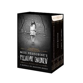 Miss Peregrines Peculiar Children Boxed Set by Ransom Riggs - 9781594