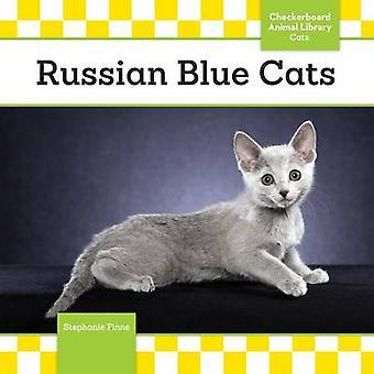 Russian Blue Cats by Stephanie Finne - 9781624033261 Book
