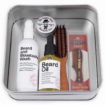 Executive Shaving Comprehensive Beard Moustache Care Kit