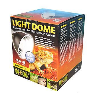 Exo Terra Light Dome UV Aluminium Reflektor Lampe 14cm