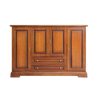 Multifunctional credenzone 4 Doors 2 Drawers
