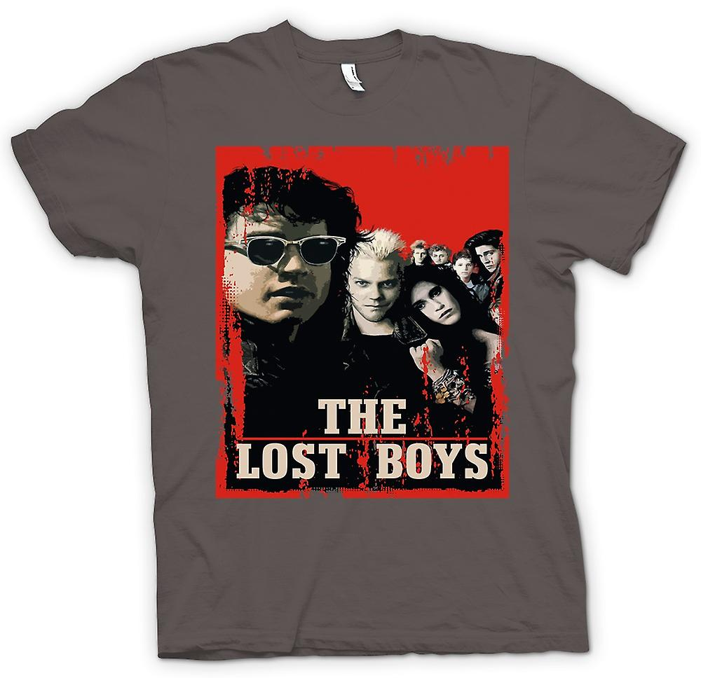 Womens T-shirt - The Lost Boys - Movie Inspired