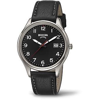 Boccia Titanium mens watch 3587-05