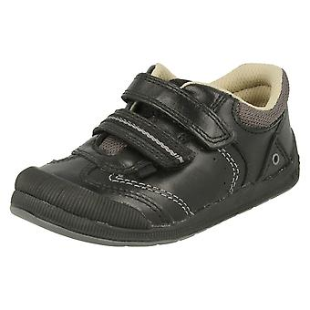 Boys Startrite Tough Bug Fst Casual Shoes