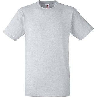 Fruit Of The Loom - Mens Heavy Cotton Tee T-Shirt