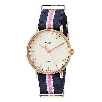 Timex Women's Quartz Watch with Dial TW2P91500
