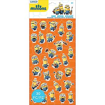 Minions Mini Flat Stickers-5305000