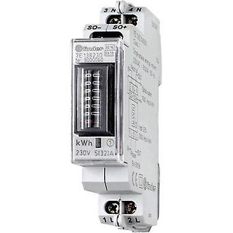 Electricity meter (AC) mechanical 32 A MID-approved: Yes Finder 7E.13.8.230.0010