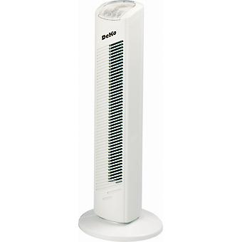 Toren ventilator / ground fan Stratos B291 Wit by DEKO