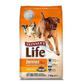 Skin-designere liv Junior 2,5 kg