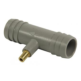 HQ Air valve outlet hose 19 mm-19 mm