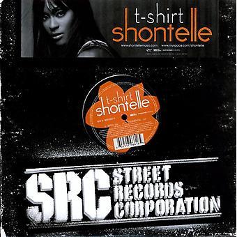 Shontelle - T-Shirt [Vinyl] USA importerer