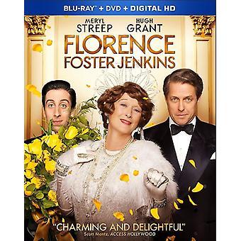 Florence Foster Jenkins [Blu-ray] USA import