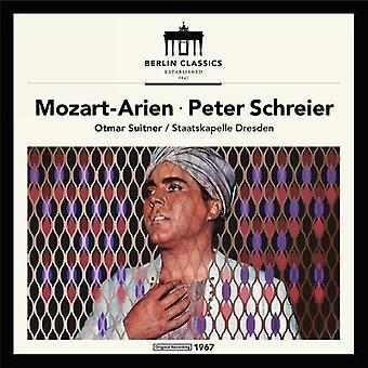 Mozart / Schreier, Peter - Mozart: Arias [Vinyl] USA import