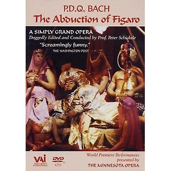 Schickele, P. (P.D.Q. Bach) - Abduction of Figaro [DVD] USA import